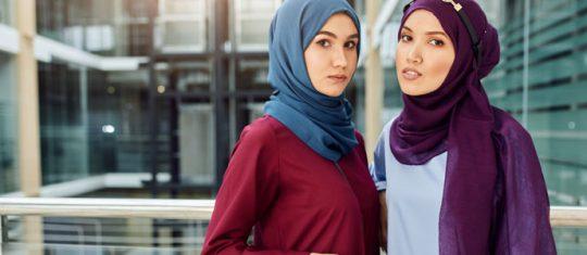 Hijabs et vêtements musulmans