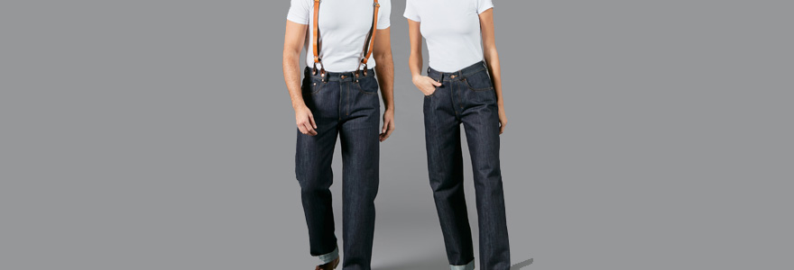 jeans made in France