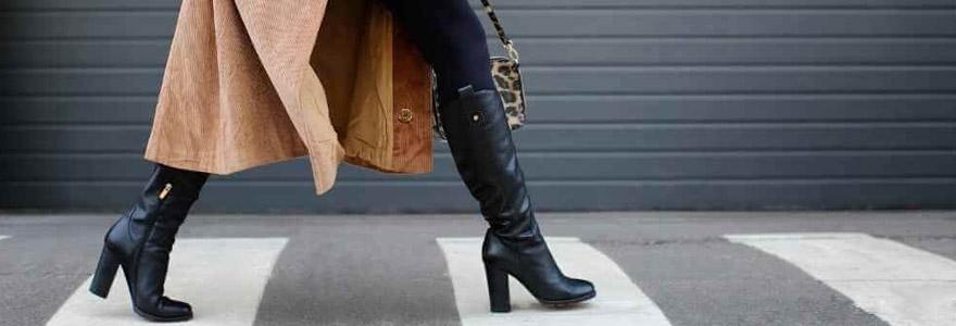 bottes femme